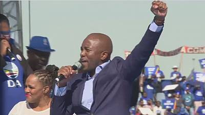South Africa: Punish the ANC and vote for the DA- Mmusi Maimane