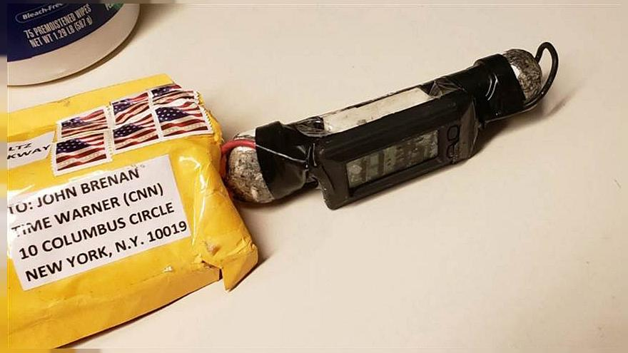 Some mailed pipe bombs could have been duds, investigators say