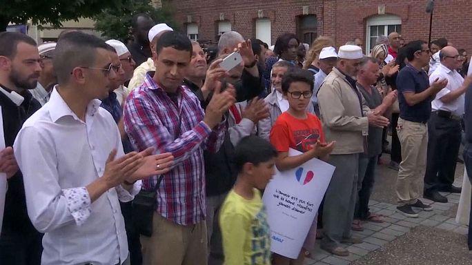 Франция. Мусульманская община солидарна с христианами