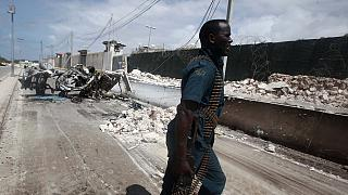 At least ten killed in attack on Somalia's CID headquarters