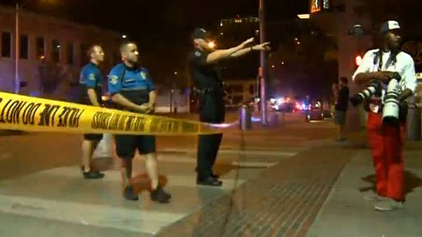 США. Стрельба в техасском городе Остине. Есть жертвы