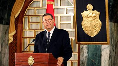 Tunisian parliament shows its government the exit
