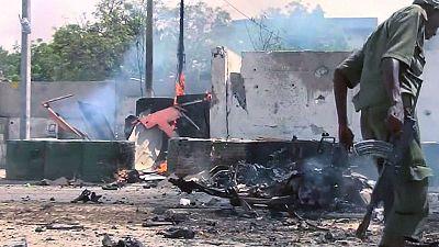 Mogadischu: Mehrere Tote bei Anschlag auf Polizeihauptquartier
