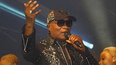 Singer Koffi Olomide granted bail after four days in jail for assault