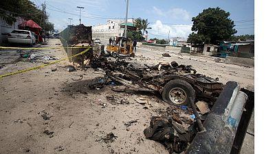 Somalie : au moins 10 morts dans un attentat à la voiture piégée