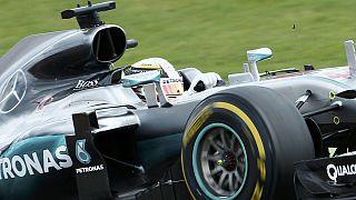 Speed: Rosberg patzt in Hockenheim - Hamilton feiert