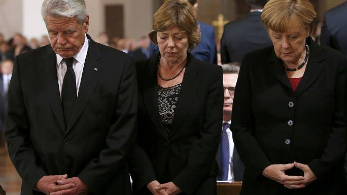 German leaders honour victims of Munich massacre