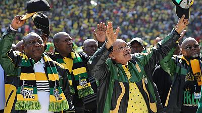 Don't be misled by a party that only cares for Blacks on the eve of elections- Zuma