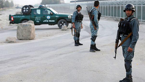 Kabil'de askeri yerleşkeye saldırı: En az dört ölü