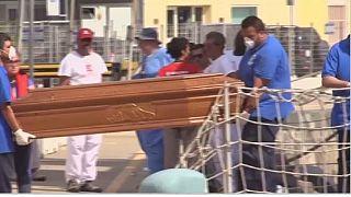 Libye : plus de 120 corps des migrants découverts en juillet