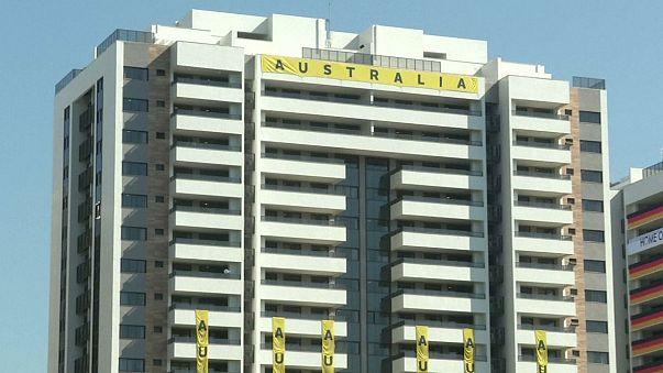 Kisstílű lopás áldozata lett az ausztrál olimpiai csapat