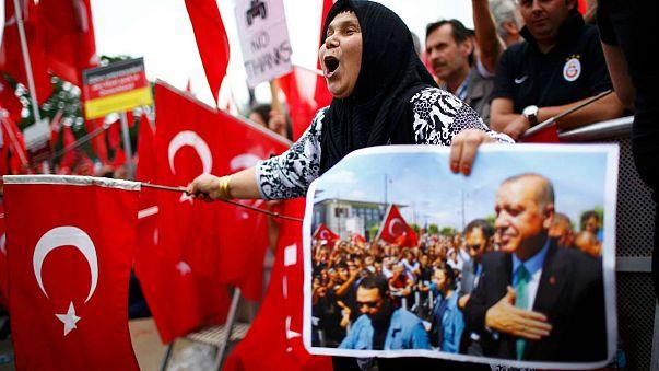 Erdogan unversöhnlich: Nicht alle Klagen zurückgezogen und deutscher Botschaftsvertreter einbestellt