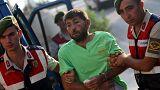 Újabb és újabb letartóztatások Törökországban