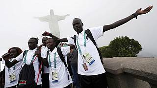 South Sudan refugees see Olympic participation as sign of hope