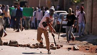 Clashes in Indian Kashmir