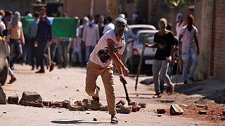 Affrontements au Cachemire indien
