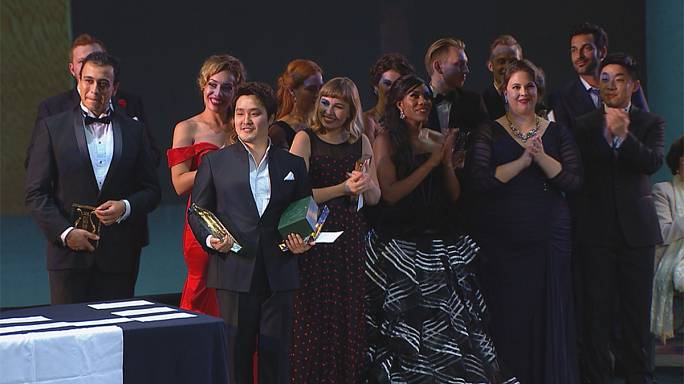 ۲۴امین رقابتهای جهانی اپرالیا برای کشف ستارگان آینده اپرا در مکزیک