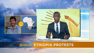 Protests in Ethiopia [The Morning Call]