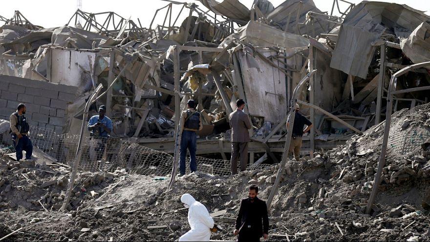 Kaboul : les talibans attaquent un hôtel pour étrangers