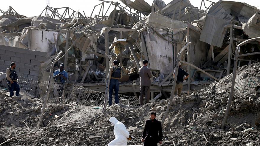 Kabul: Taliban greifen Hotel in Flughafennähe an