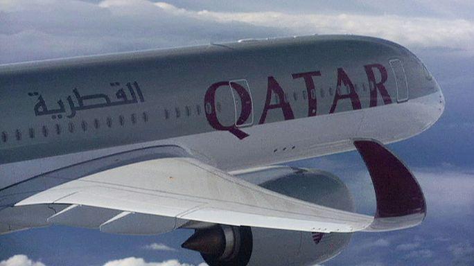 Bevásárolt az európai IAG részvényeiből a Qatar Airways