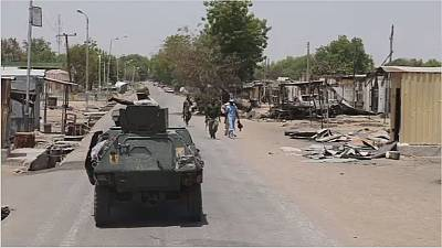 EU sign agreement to help multi national joint task force against Boko Haram