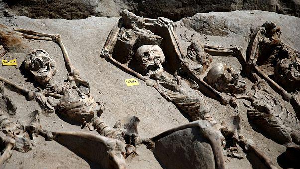 Ókori tömegsírt találtak Athénban