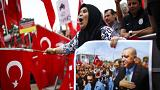 Entre Turquia e Alemanha, nada é como dantes