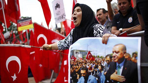 آفاق تطبيع العلاقات التركية - الألمانية