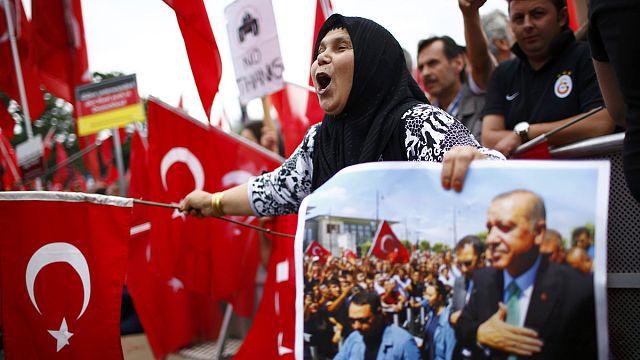 Türkiye ile Almanya arasındaki ipler yeniden gerildi