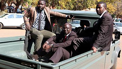 Zimbabwe arrests second war veteran over Mugabe 'insult'