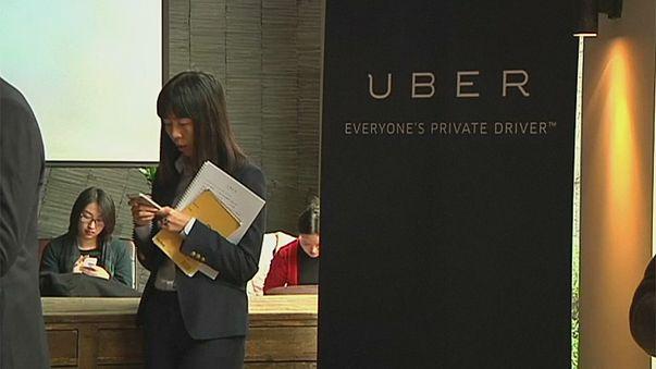 Uber China und Didi Chuxing fusionieren