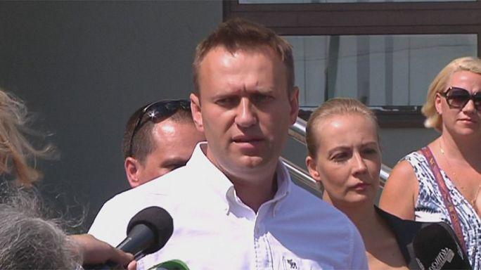 Алексей Навальный остается на свободе