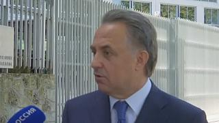 Standard anti-doping system worldwide needed in fight against doping - Russian Sports Minister Mutko