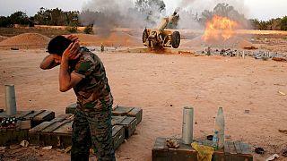 Libye : premières frappes américaines contre Daech