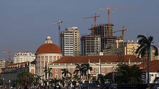 Angola, principal destino do investimento chinês em África