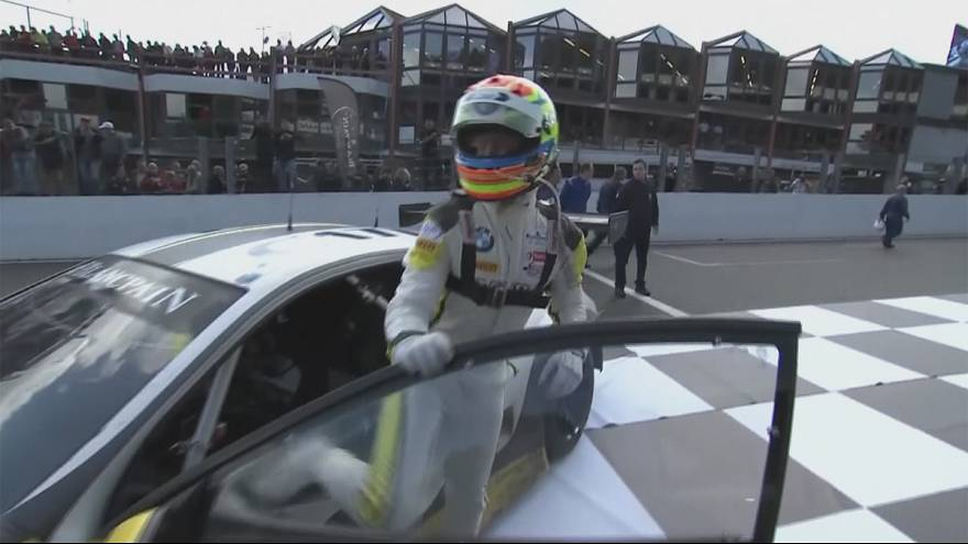 Video: Rowe Racing BMW win second straight 24 Hours of Spa