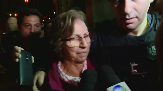 Polícia brasileira prende suspeito de liderar rapto de sogra de Ecclestone