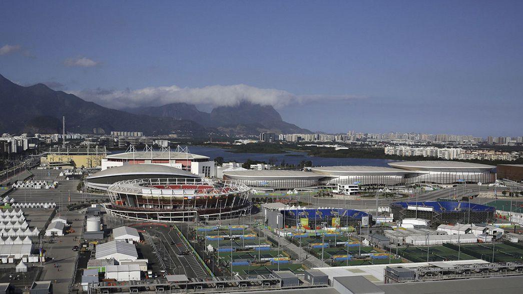 Yaz Olimpiyatları öncesi Brezilya'da son hazırlıklar yapılıyor