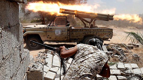 ABD Libya'da IŞİD hedeflerini vurdu