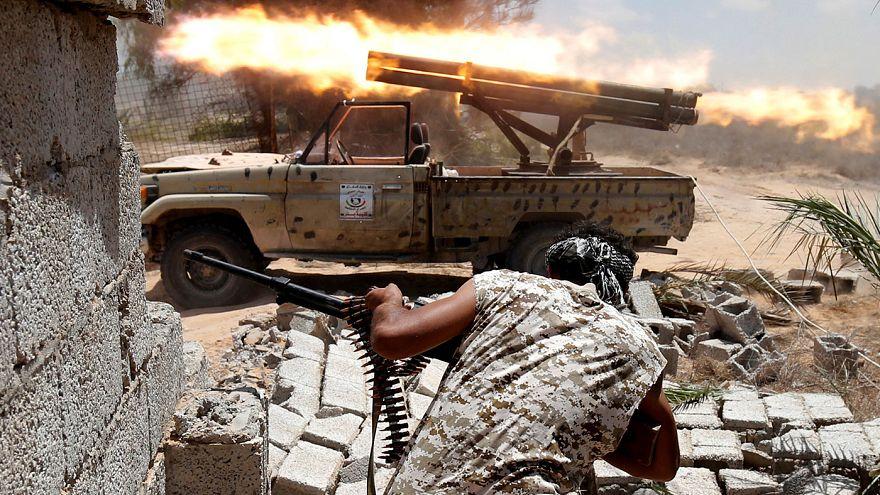Estados Unidos lançam ataques aéreos contra o Daesh na Líbia, a pedido do Governo de Unidade Nacional