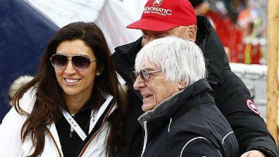 La belle-mère de Bernie Ecclestone, le magnat de la Formule 1, a été libérée