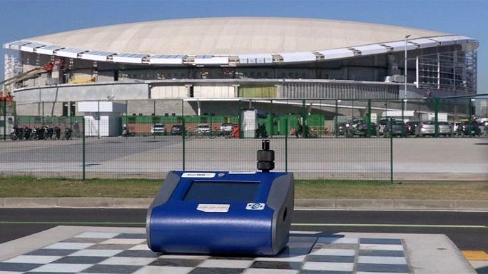 Олимпиада: воздух Рио вреден для здоровья