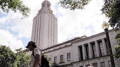 Feu vert pour les armes sur les campus texans