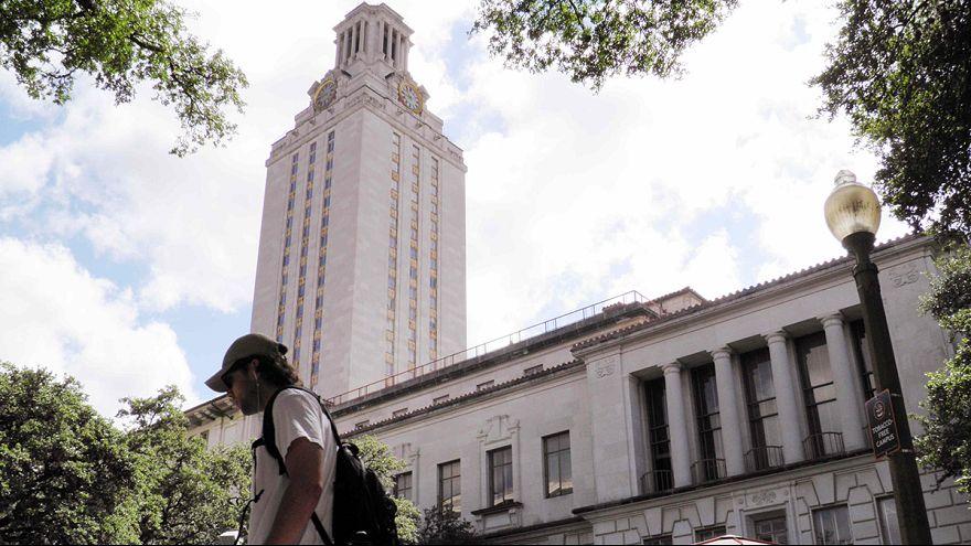 В Техасе разрешили приходить в вуз с оружием