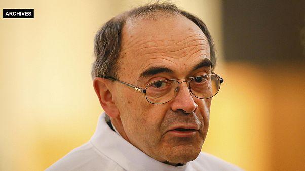 Pedofilia: abandonada investigação contra arcebispo de Lyon