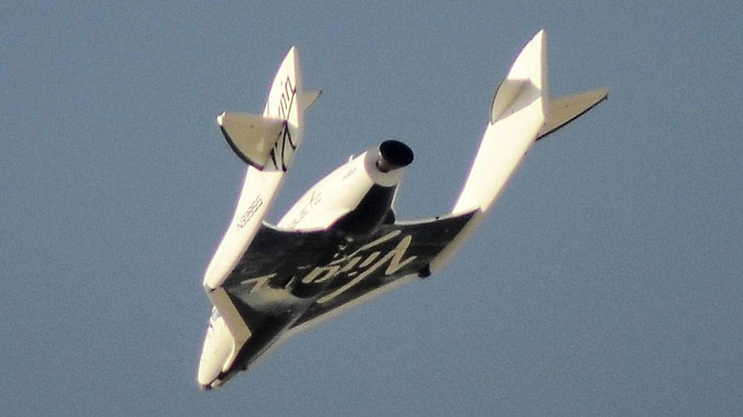 Virgin Galactic официально разрешили возить пассажиров в космос