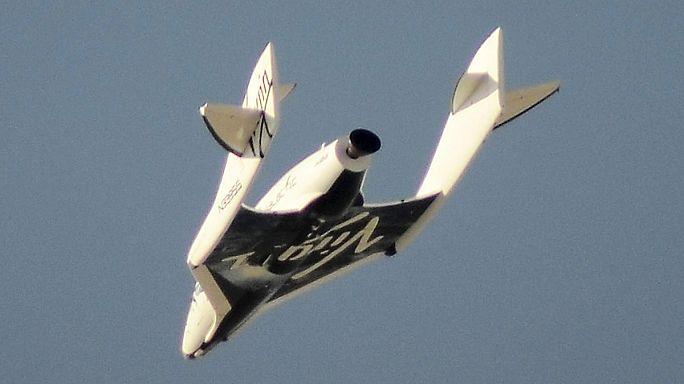 Virgin ottiene licenza per voli turistici nello spazio
