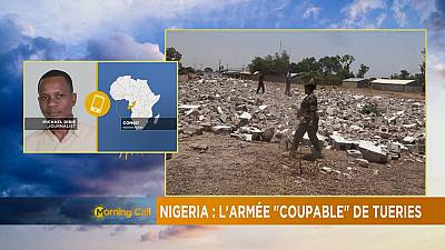 Nigeria: l'armée ''coupable'' de tueries [The Morning Call]