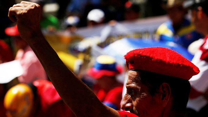 فنزويلا بانتظار تحديد المرحلة الثانية من اجراءات الاستفتاء لاقالة رئيسها مادورو